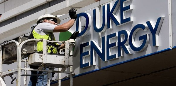 Duke Energy meter reading changes
