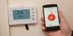 Smart thermostat market doubles in Europe and North America