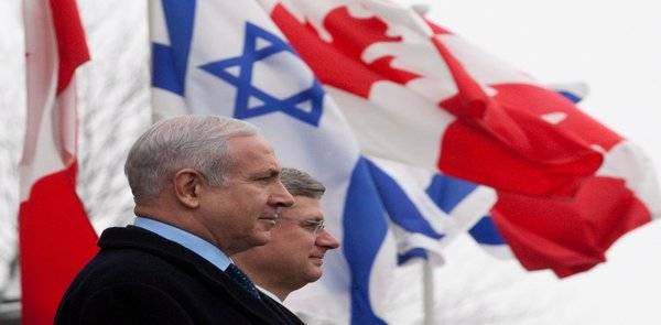 Canada-Israel smart grid technology Iron Dome