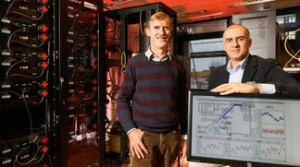 EPFL researchers test PMU for smart grid stability