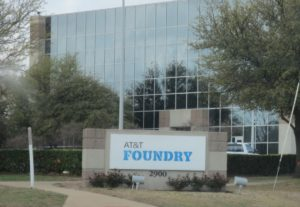 GE develop meters with AT&T at Foundry