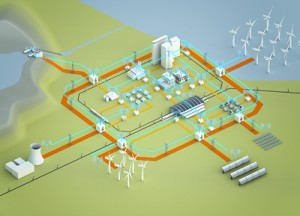 Renewable energy grid integration