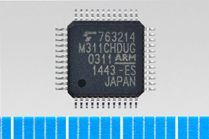 Toshiba's new MCU for smart meters