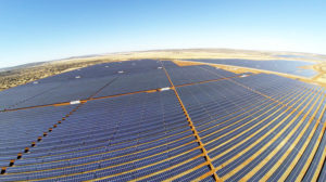 African solar potential DNV GL survey at AUW 2015