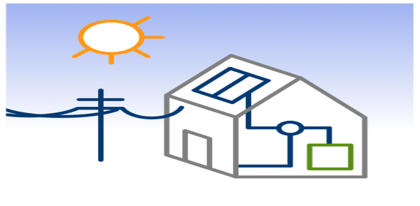 Small-scale residential energy storage