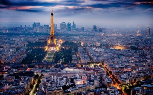 The City Of Paris aims to reduce its public lighting energy consumption by 30% over the next 10 years