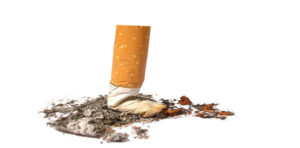 Cigarette butts used for energy storage solution