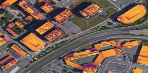 Project sunroof solar potential