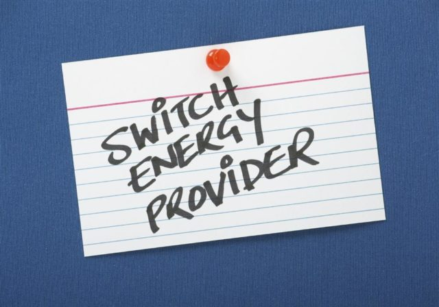 switch energy suppliers analysis