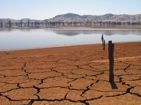 South Africa drought water crisis Sensus
