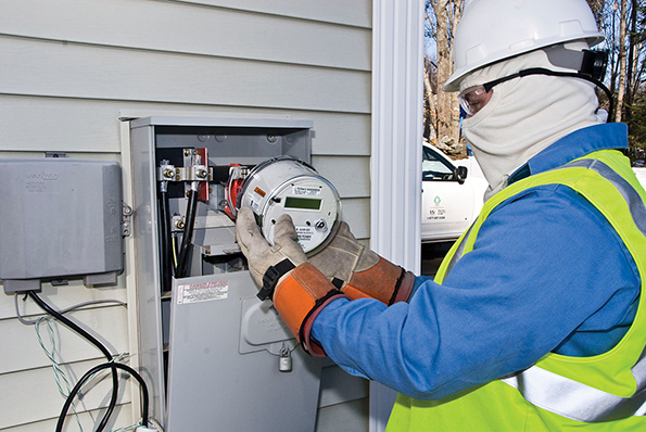 Uk S Spark Energy Prepares First Smart Meter Rollout