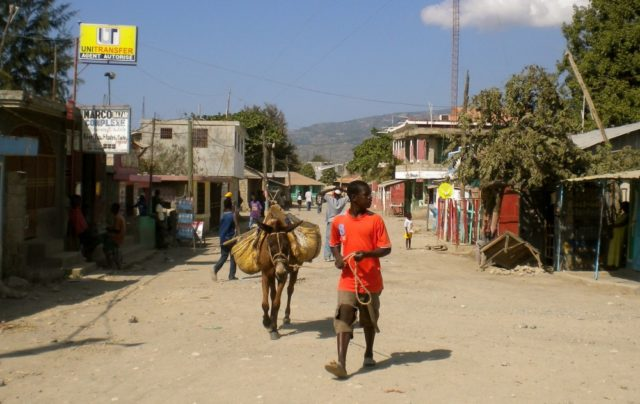 smart grid in Haiti