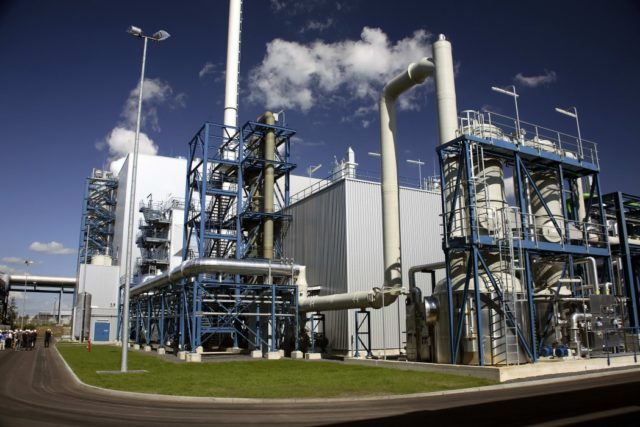 gas fired power generation