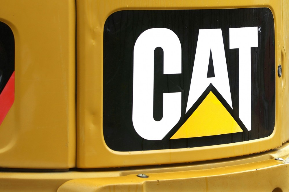 Caterpillar big data IoT