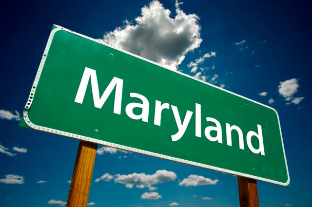 Renewable energy in Maryland state