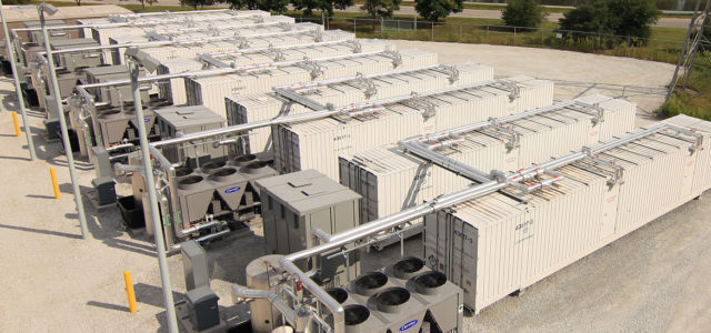 utility scale battery energy storage