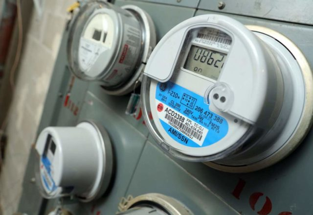 Honeywell smart meters project