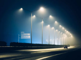 smart streetlight market
