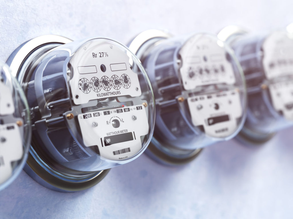 Analog Electric Meter : Turkey to install m smart meters annually until