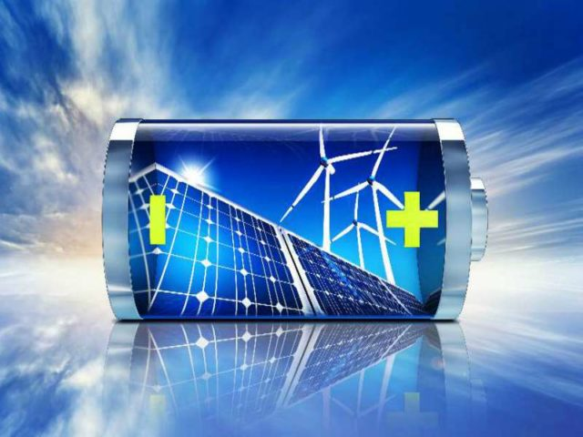 battery, Energy storage
