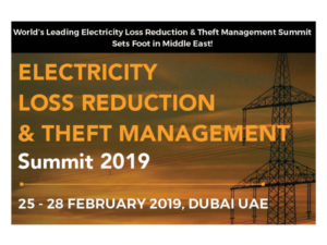 Find out more about the Electricity Loss Reduction & Theft Management Summit
