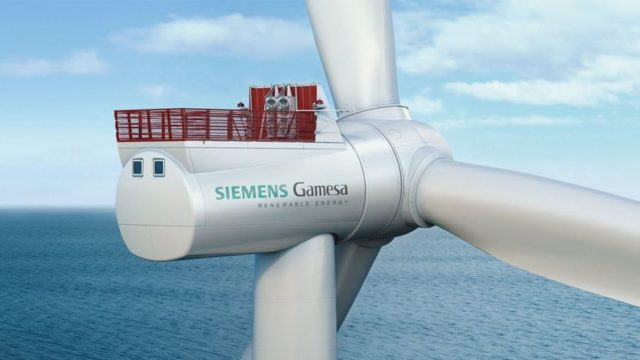 Siemens Gamesa newest turbine