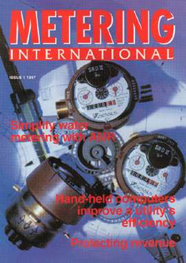 MI Issue 1:1997 front cover
